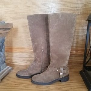 Vince Camuto Tall Suede Boots